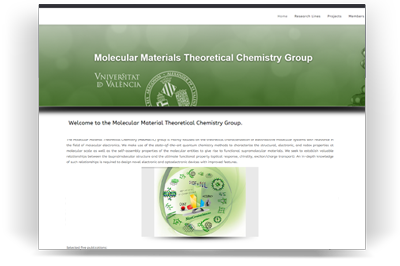 Molecular Materials Theoretical Group